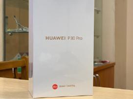 Naujas Huawei P30 Pro 128/256gb+bevieles ausines
