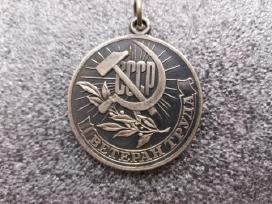 "Medalis "" Darbo veteranas"""