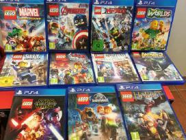 Nauji ir naudoti Ps4 Lego žaidimai