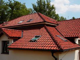 Stogo danga, Čerpės, Plieninė, kokybiškas stogas