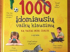 1000 klausimu knyga