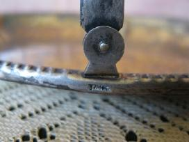 Metaline saldainine.zr. foto.be defektu.