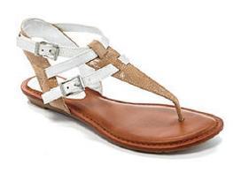Gianni bini finley t-strap sandals
