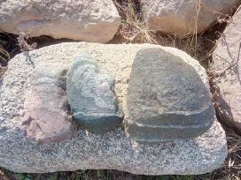 Parduodu gražius akmenis