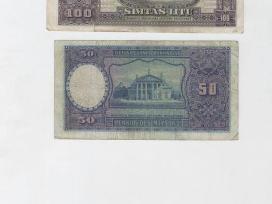 Peku Lietuviškus tarpukario Banknotus