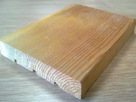 Pjautinė maumedžio mediena