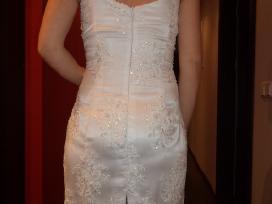 Vienetinė vestuvinė suknelė - nuotraukos Nr. 2