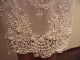 Vienetinė vestuvinė suknelė - nuotraukos Nr. 4