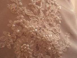 Vienetinė vestuvinė suknelė - nuotraukos Nr. 5