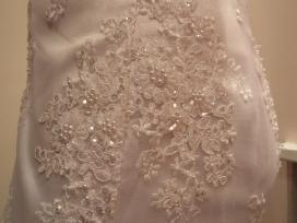Vienetinė vestuvinė suknelė - nuotraukos Nr. 6