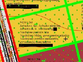 Žemės sklypas Jurbarke, B. Vasiliausko g.
