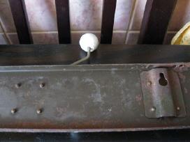 Metaline pakaba....zr. foto.... = 40,- litu...sena