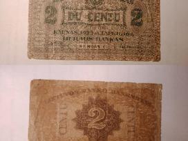 Lietuvos tarpukario litų banknotai - atnaujinta!