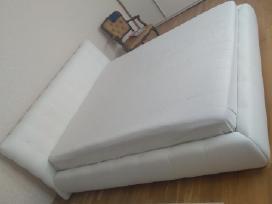 Balta dvigule lova