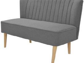 Vidaxl Sofa, audinys, 117x55,5x77cm 244070