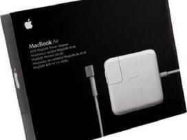 Apple Air 45w ir Apple 60w, 85w pakrovėjai
