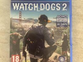 Playstation 4 Watch dogs2 zaidimas