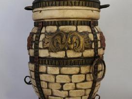 Tandyras - Keramikinė krosnis - kepsninė