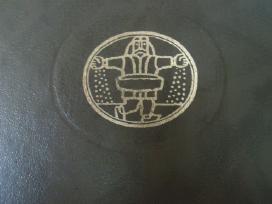 Parduodu pasaulinės literatūros kolekcijos knygas