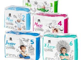 Mamia, Bleer, Coop, Libero, Lille Go, Pampers