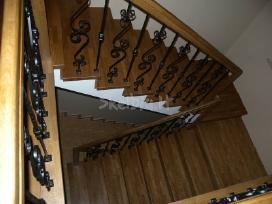 Betoniniai laiptai, medine laiptu apdaila - nuotraukos Nr. 7