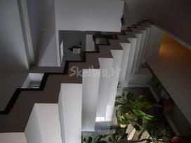 Betoniniai laiptai, medine laiptu apdaila
