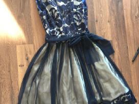 Elegantiška, puošni prabangi suknelė