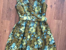Xs-s d Karen Millen originali išskirtinė suknelė