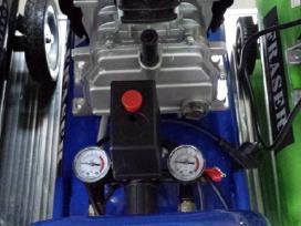 Oro kompresorius 1 cilindras / 50 l - nuotraukos Nr. 2