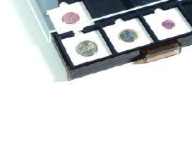 Holderiai monetoms (juodi ir balti)