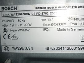 8 kg skalbimo masina bosch