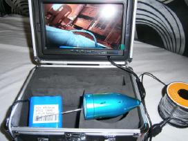 Povandenine Kamera Su Monitoriumi