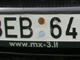 Secabo ploteriai c30/60/120 (24mėn garantija)
