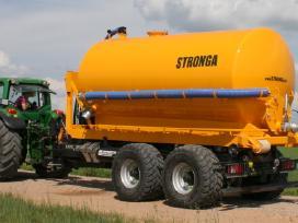 14t traktorinė kablio sistemos priekaba - nuotraukos Nr. 5