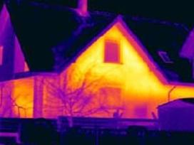 Šiltiname ekovata, pasyvus A+ namas