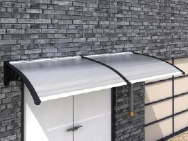 Vidaxl Durų stogelis, 300x100 cm 141761