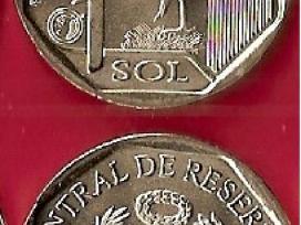 """Peru 2018m. 1sol """"Nandas"""" Unc"""