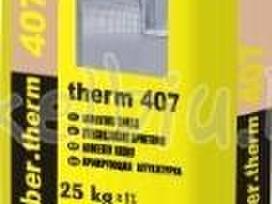 Armavimo mišinys polistirolo Weber 407