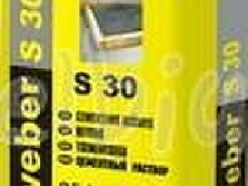 Išlyginamasis sluosknis Weber S30 25kg