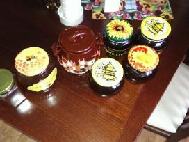 Naturalus medus iš kaimo sodybos