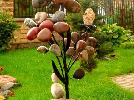 Akmeninės gėlės, originali dovana