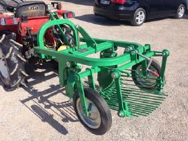 Bulviakasės mini traktoriams nuo 11 iki 25 ag