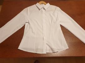 Baltus marškinėlius mokyklai