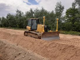 Vikšrinio Buldozerio nuoma,paslaugos,žemės darbai