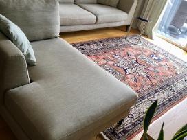 Italiski Pianca minksti baldai už Ikea kaina