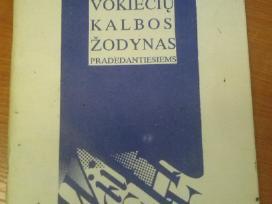 Knygos. Zodynai.lanku-lietuviu.vokieciu-lietuviu