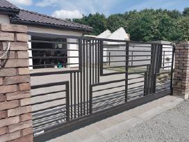 Tvoros, vartai, vartų automatika