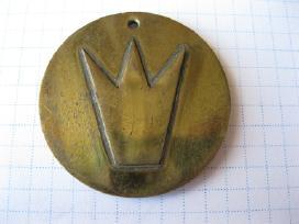 Medalis.zr. foto. = 10,- litu.