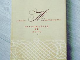 J. Marcinkevičius - Dienoraštis be datų