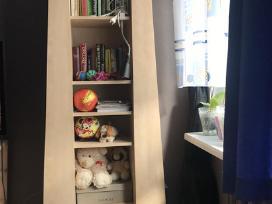 Elf sistemos vaikų kambario baldai